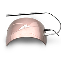 Маникюрная лампа для полимеризации ногтей SUN 668 48W + освещение Светло-розовый, КОД: 1160231