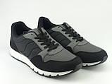 Кросівки чоловічі чорні LaVento, фото 4