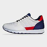 Кросівки чоловічі білі LaVento, фото 2