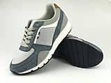 Кросівки чоловічі голубі LaVento, фото 2