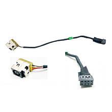 Роз'єм живлення + кабель HP 430G1 430G2 430 G1 G2 (676707-FD1) нов