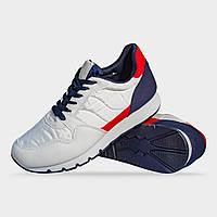 Кроссовки мужские белые LaVento (обувь мужская)