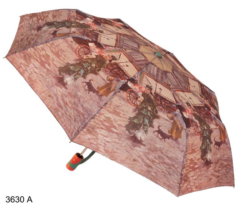 Зонт женский автомат с репродукцией картин - MODNA FISHKA в Харькове