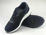 Кроссовки мужские синие LaVento (обувь мужская), фото 4