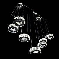 Хрустальная люстра CRISTALIS PREMIUM LIGHT KD6035-F42, КОД: 130708