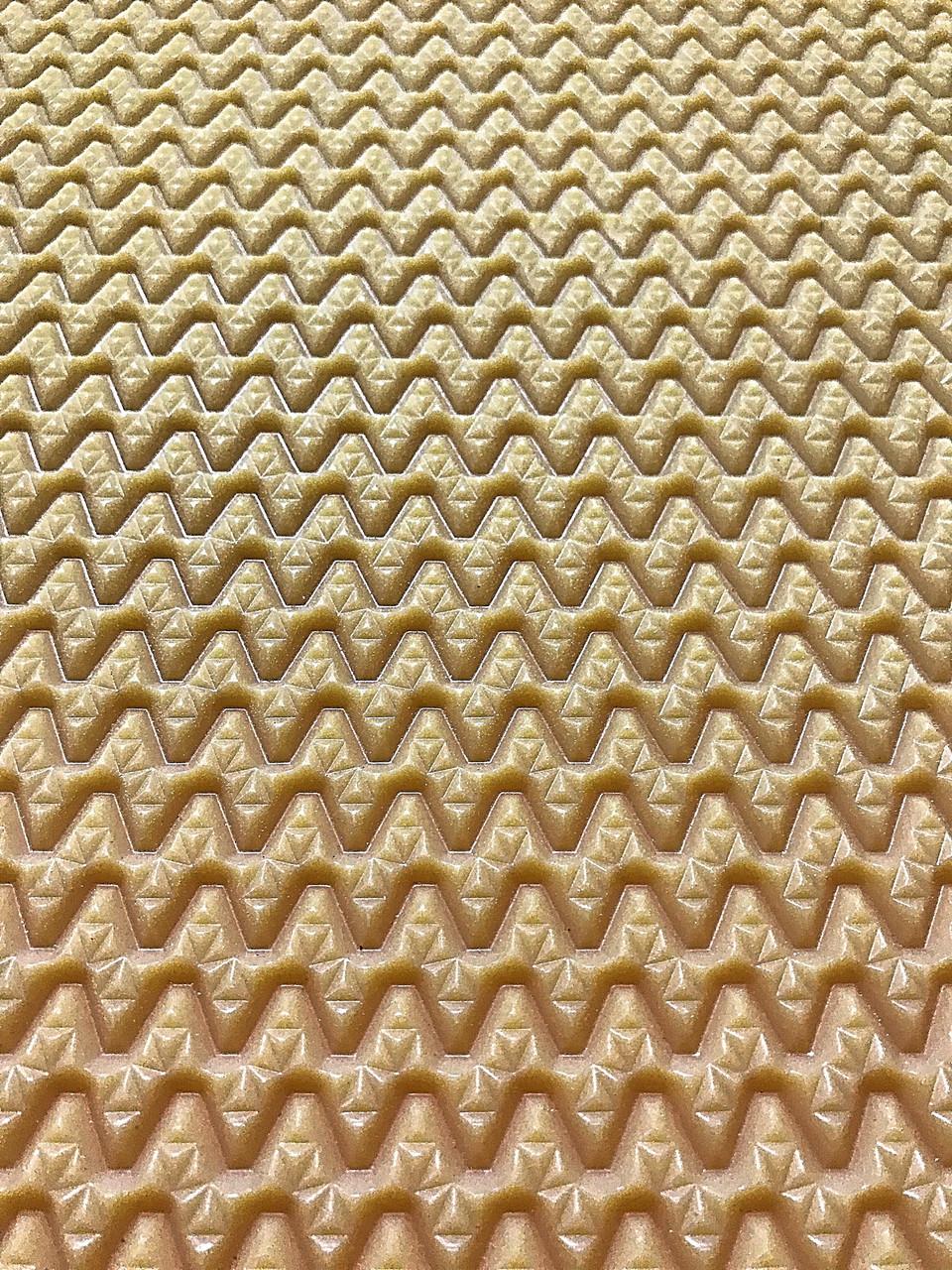 Подметочный каучук Vector 570ммx380ммx2.5мм, цвет бежевая