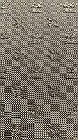 Набоечная резина премиум качества BSK 6,2мм, коричневая