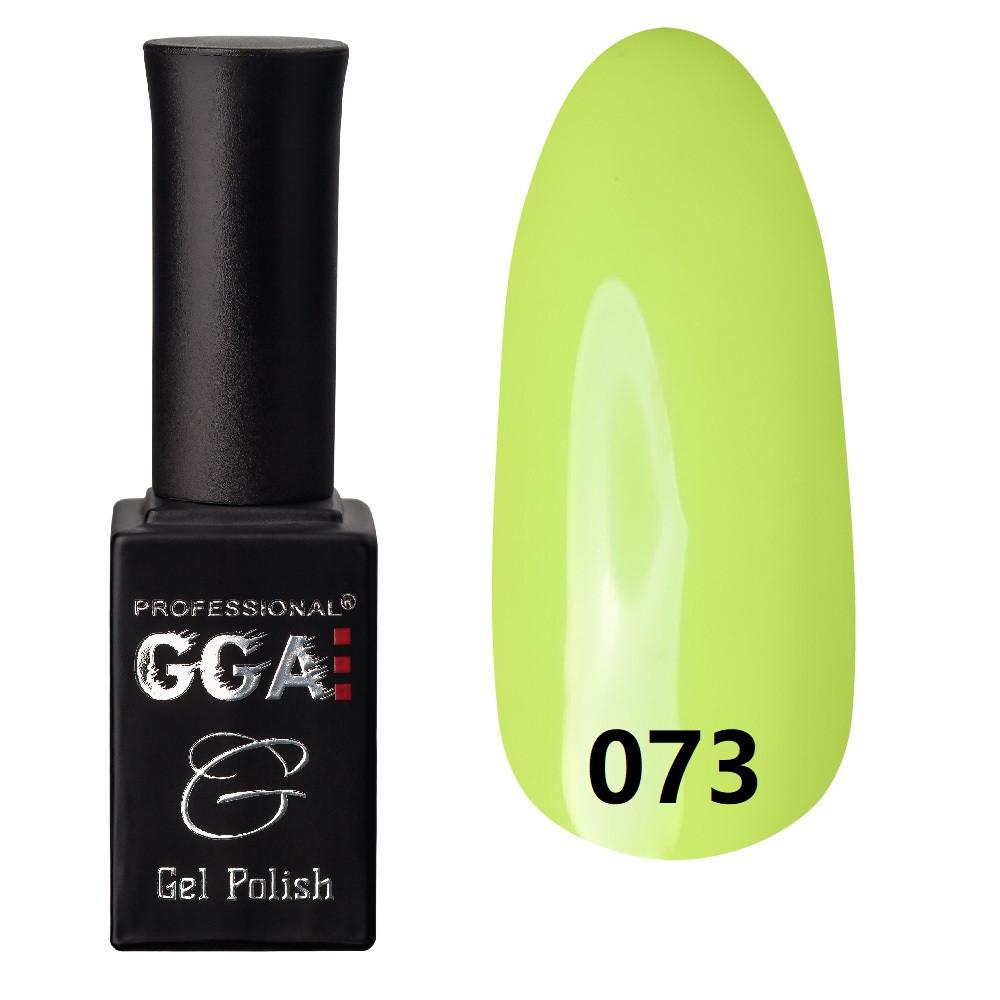 Гель-лак №073 GGA Professional