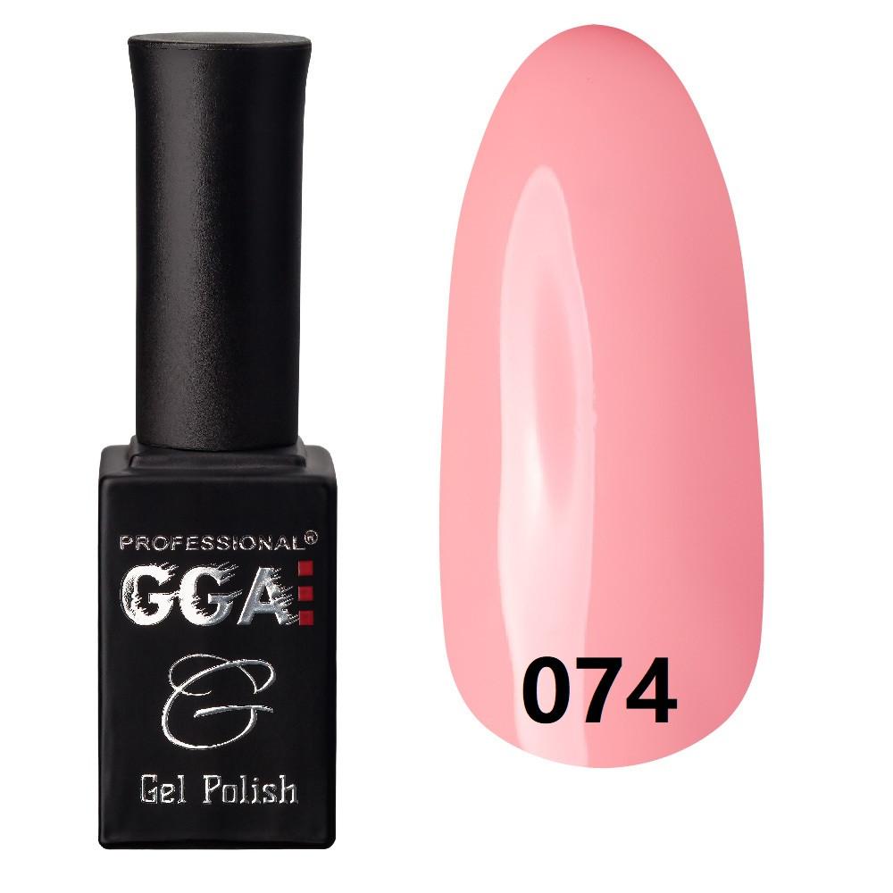 Гель-лак №074 GGA Professional