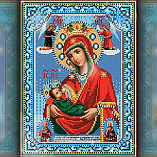 Набор алмазная вышивка Религия#15 - 40х50 см