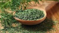Укроп сушеный зелень 1 кг (Украина, Ровно) урожай 2020 год