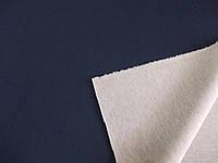 Неопрен 2 - х сторонний (т. синий, св. серый меланж) (арт 051105) отрез 0,94 м