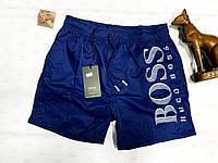Плавательные шорты Hugo Boss blue мужские