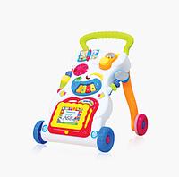 Ходунки-каталка с игровой панелью Разноцветный gabkrp520Ywbt82914, КОД: 916397