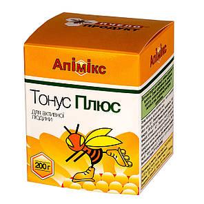 Апімікс ТонусПлюс Пчелопродукт, 200 р. Заряджає мозок!, фото 2