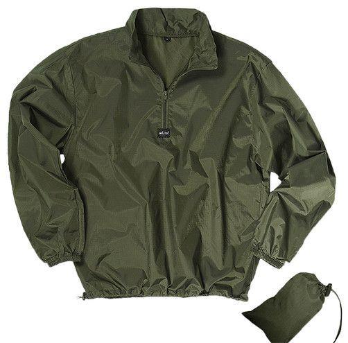 Куртка ветровка Rip Stop MilTec Olive 10330001