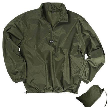 Куртка ветровка Rip Stop MilTec Olive 10330001, фото 2