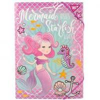 Папка для праці A4 Yes 491909 Mermaid