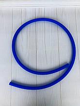 Силиконовый шланг и трубка для кальяна Soft Touch Синий