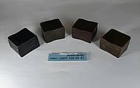 Комплект мягкого  воска  для реставрации мебели темные тона №7