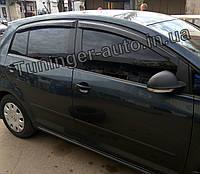 Дефлекторы окон (Ветровики) Volkswagen Golf Plus 2005-2014 (Hic)