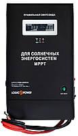 Инвертор Logicpower LPY-C-PSW-5000VA (3500Вт), 48В, с MPPT контроллером заряда
