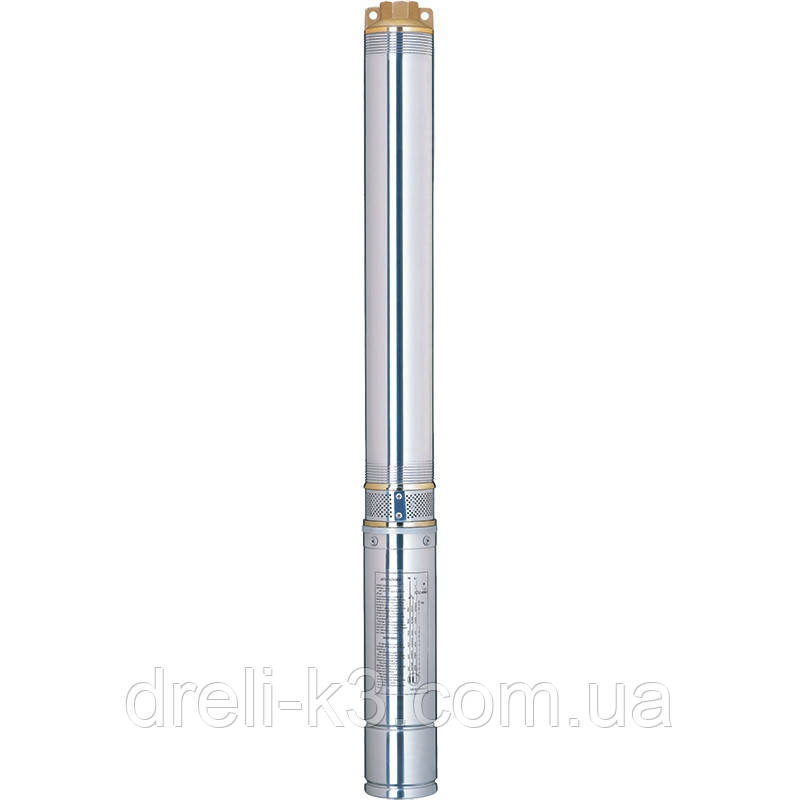 Насос центробежный скважинный 2.2кВт H 144(96)м Q 140(100)л/мин Ø102мм AQUATICA (DONGYIN) (777144)