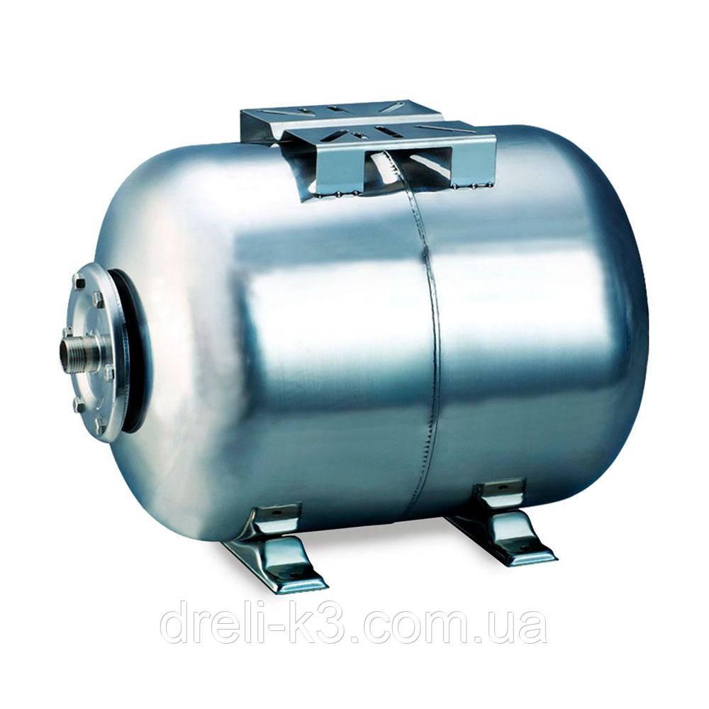 Гидроаккумулятор горизонтальный 50л (нерж) AQUATICA (779112)