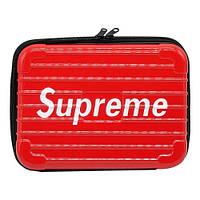 Кейс для инструментов Suprime (27*19 см), сумка, чемодан для парикмахера, косметолога, мастера маникюра