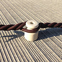 Провод тройной коричневый 3х1,5 для открытой проводки