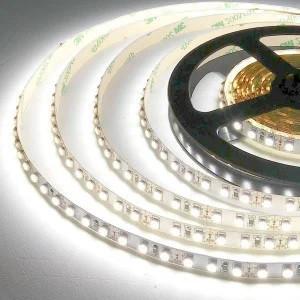 Лента светодиодная нейтральная 9,6W/м 120LED/м IP20 8mm MTK-600NW3528-12(4000K~4500K)