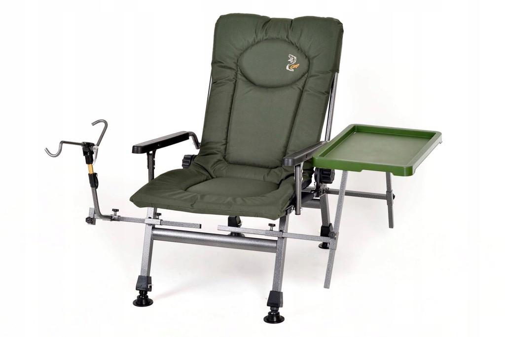 Крісло коропове M-Elektrostatyk F5R ST/P NN+POD підставка для ніг