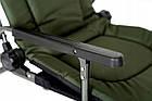 Крісло коропове M-Elektrostatyk F5R ST/P NN+POD підставка для ніг, фото 3