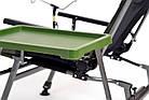Крісло коропове M-Elektrostatyk F5R ST/P NN+POD підставка для ніг, фото 6
