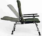 Крісло коропове M-Elektrostatyk F5R ST/P NN+POD підставка для ніг, фото 8