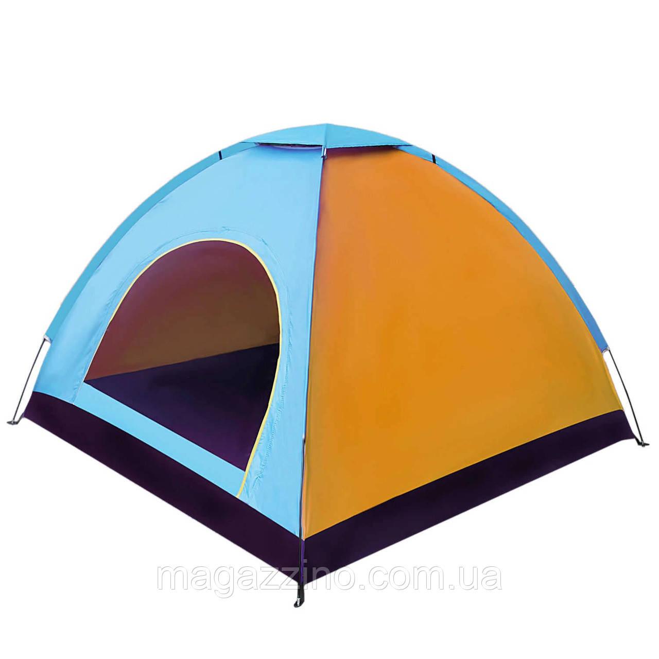 Палатка восьмиместная, HY-TG-008, 300 x 220 x 170 см.