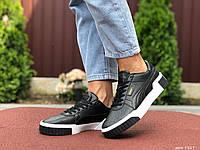 Кроссовки Puma Cali черные