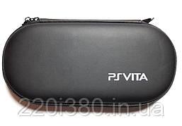 Cумка жесткая футляр для PS Vita черная (Черкассы)