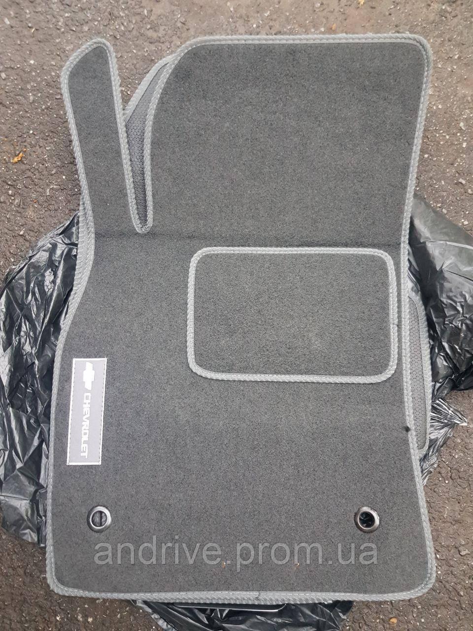 Текстильные ковры в салон Chevrolet Cruze ворсовые