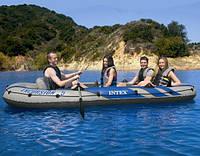 Надувная лодка 5-тиместная EXCURSION