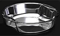 Форма для запекания круглая из жаропрочного стекла 2,5л Ø270х70мм Color Exclusive s6926 Simax