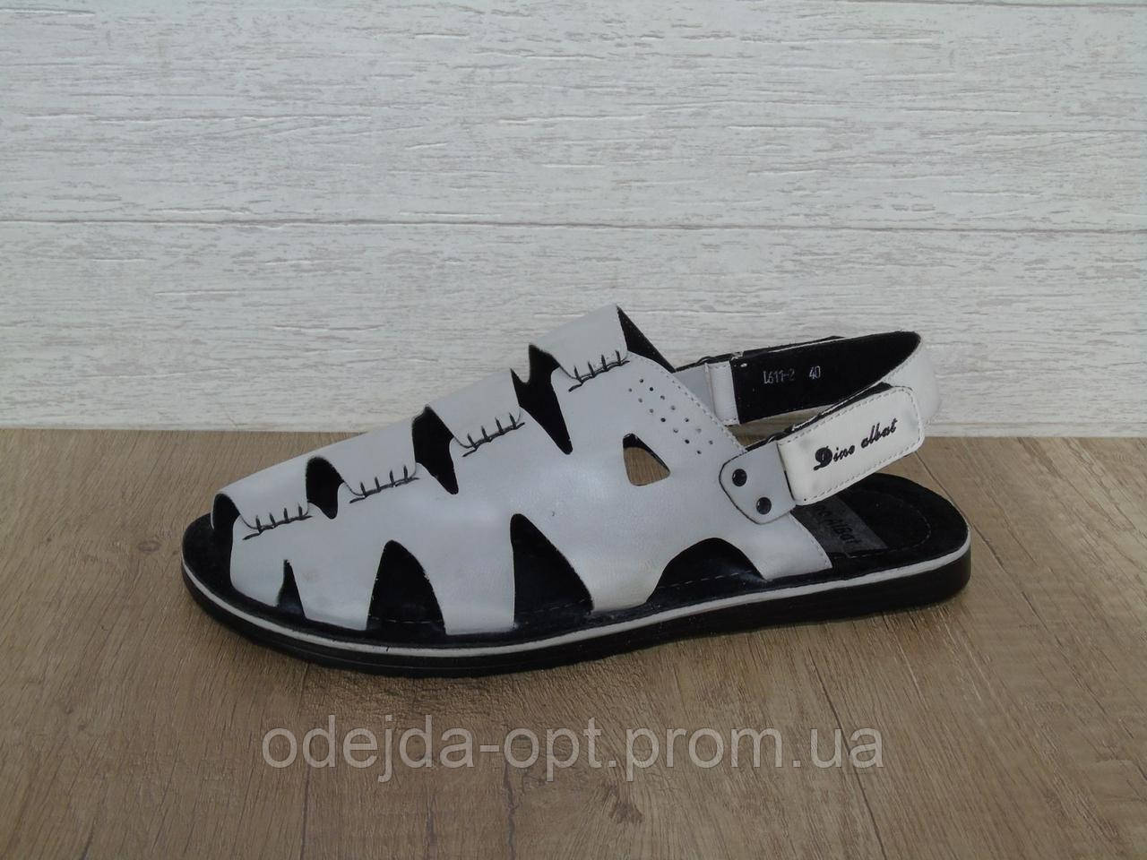 Сандалии мужские Dino Albat 40-45