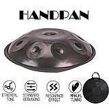 Ханг драм, Ханг, Хенд Пан, Ханг Пан,  Hand Pan Magic-Hand Pan №3 Aeolian FC, фото 3