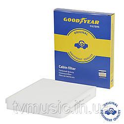 Фильтр салонный автомобильный Goodyear GY3103