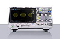 Цифровой осциллограф Siglent SDS1202X (полоса пропускания 100 МГц или 200 МГц, частота дискретизации до 1Гв/c)