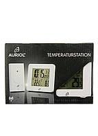 Безпровідна метеостанція HG021 32А Auriol 9,5х9,5 см Білий