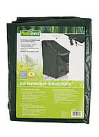 Садовый чехол для стула Florabest 110х91х76см Зеленый, Черный