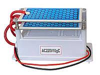 Генератор озона ионизатор воздуха Ozonio 220В 10 g