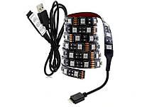 Светодиодная RGB лента Feron USB с мини контроллером 1 м