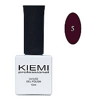 Гель-лак Kiemi professional № 005, 10ml